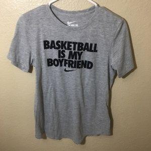 Nike Dri Fit Basketball Graphic T Shirt